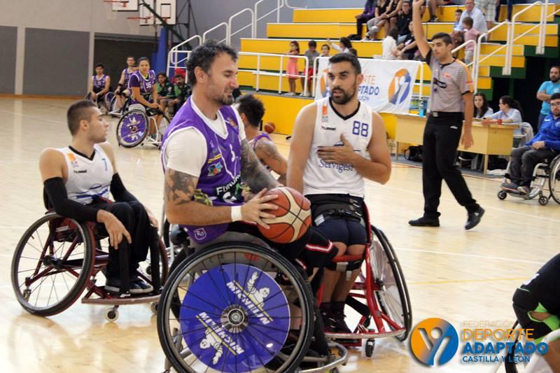 XVII Copa Regional de Baloncesto en Silla de Ruedas