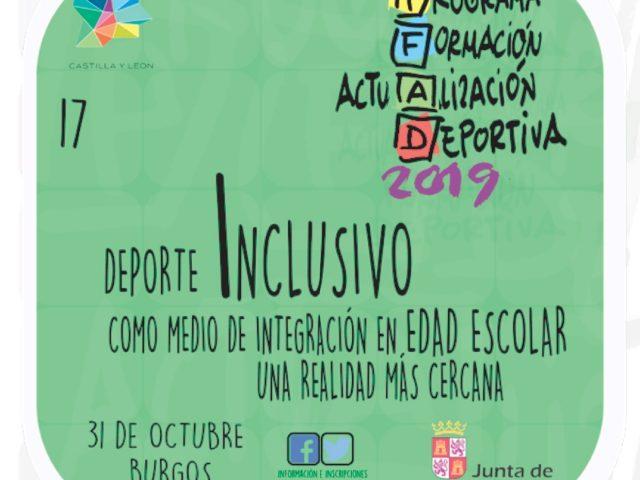 Jornada de Deporte Inclusivo
