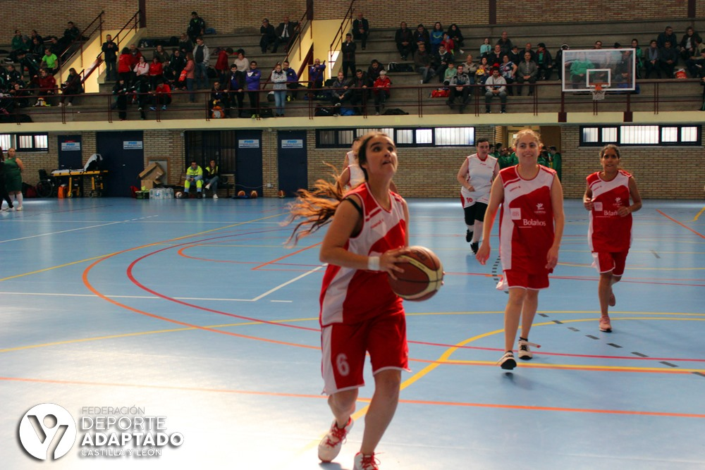 2ª jornada XXXIII Liga Special Olympics-Plena Inclusión CyL