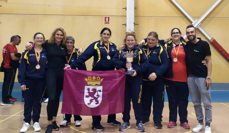 Asprona León, campeón de España de baloncesto femenino