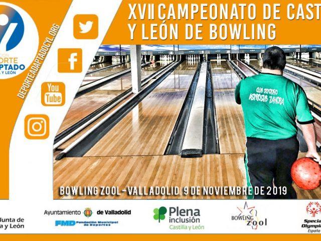XVII Campeonato Regional de Bowling