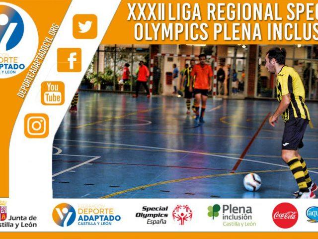 XXXII Liga Special Olympics Plena Inclusión Castilla y León