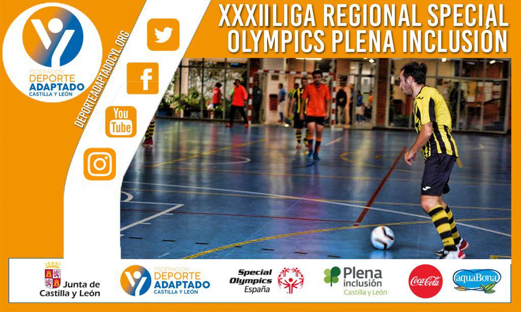 3ª jornada XXXII Liga Special Olympics-Plena Inclusión CyL