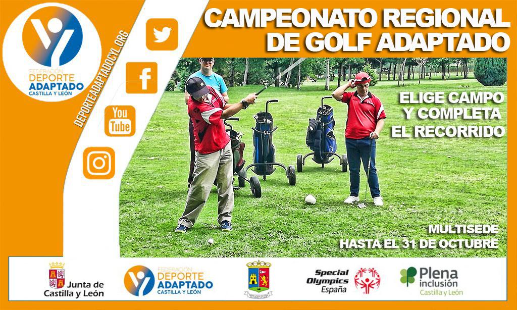 III Campeonato Regional de Golf