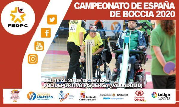 Campeonato de España de Boccia
