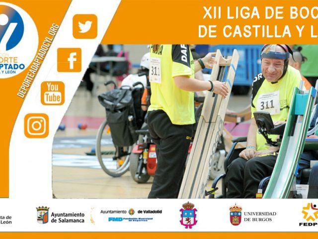 XII Liga de Boccia de Castilla y León