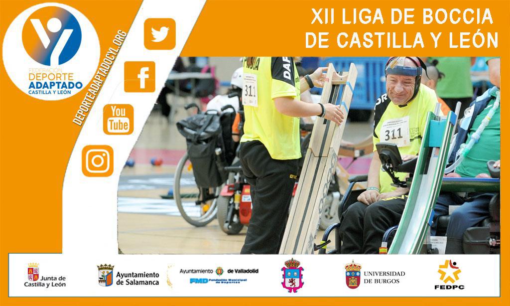 1ª jornada XII Liga Regional de Boccia