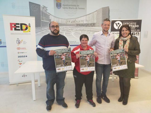 Salamanca se vuelca con el Campeonato de España de Campo a Través