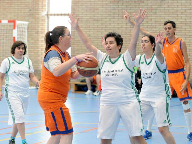 Segovia, ese clásico de la Liga Special-Plena Inclusión