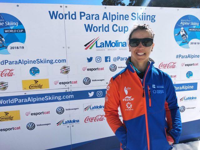 """Raquel Martínez: """"No estoy de acuerdo con la inclusión en el esquí. Siempre vamos a ser los discapacitados pobrecitos"""""""