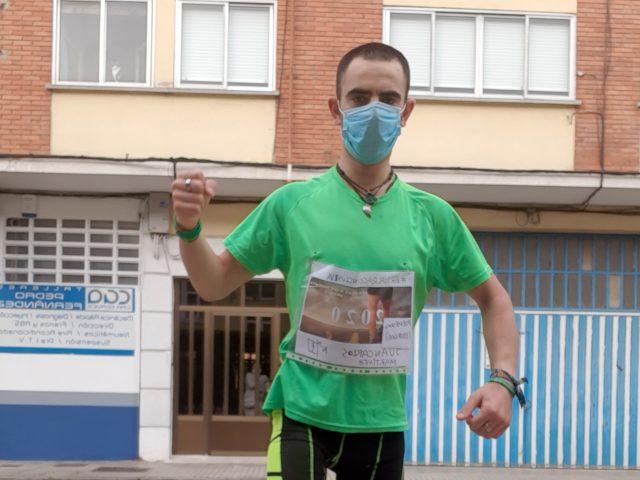 La primera Virtual Race Inclusiva vuela a Burgos y Soria