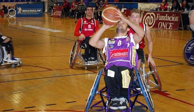 Castilla y León respira baloncesto en silla de ruedas