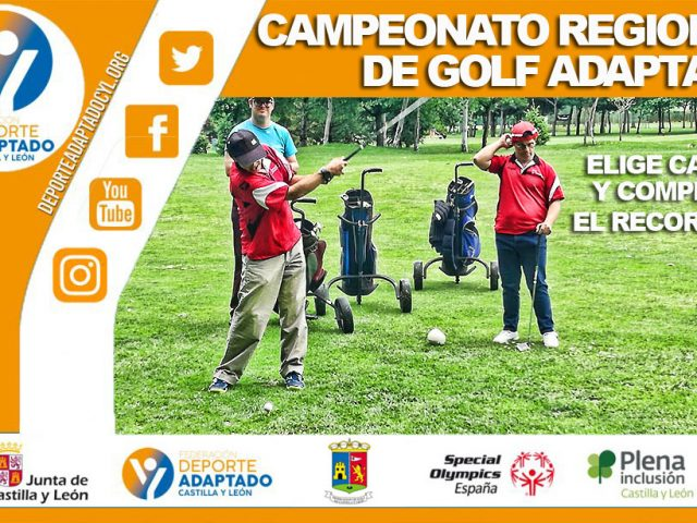 Campeonato Regional de Pitch & Putt (Golf Adaptado)