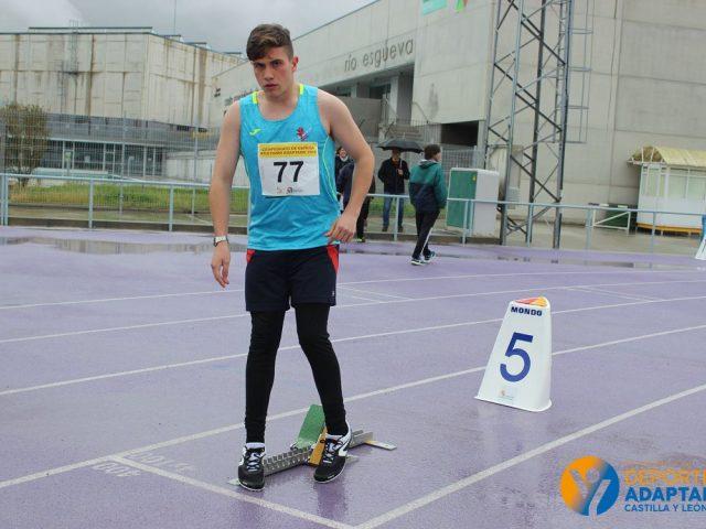El atletismo adaptado recupera el pulso en Valencia
