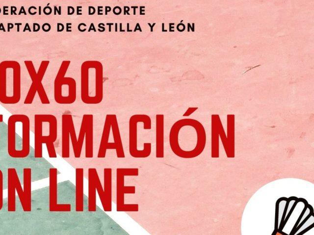 10×60 Formación on line