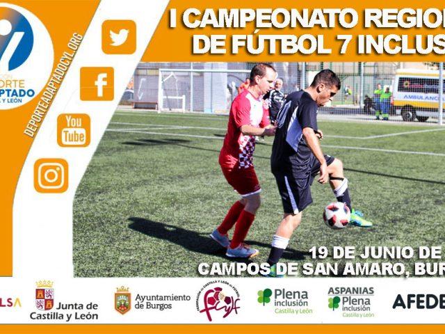 I Campeonato Regional de Fútbol 7 Inclusivo