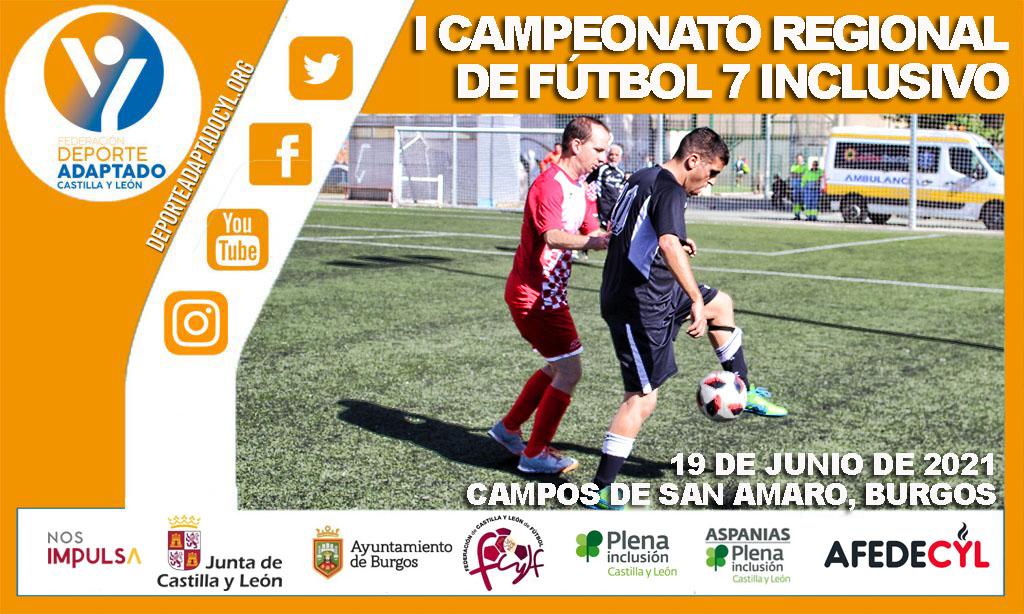 Campeonato Regional de Fútbol 7 Inclusivo