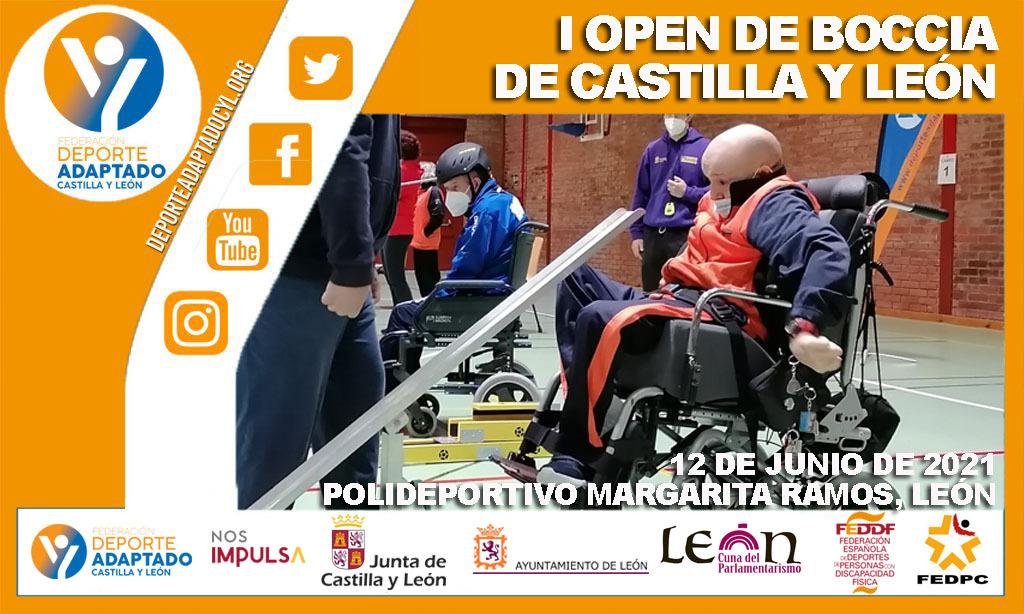 Open de Boccia de Castilla y León