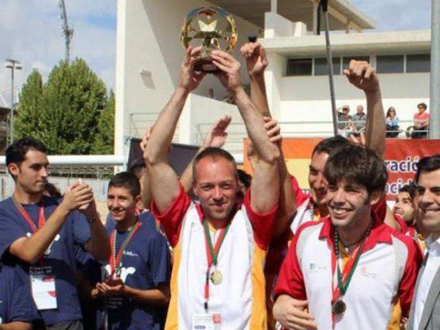 Castilla y León luchará por el título en el Campeonato Nacional de Fútbol 7 Inclusivo