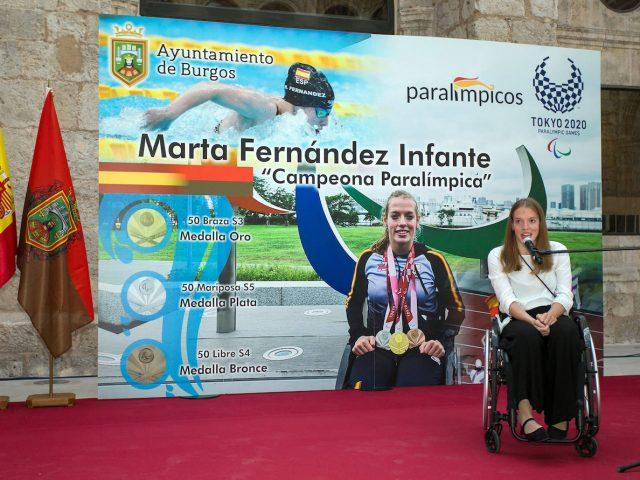 Castilla y León reconoce a sus paralímpicos