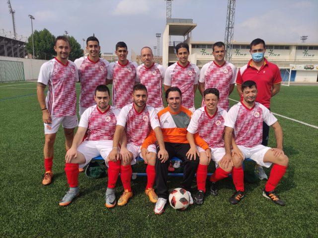 ¡Campeones de España de fútbol 7!