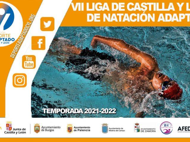 VII Liga Regional Natación Adaptada Castilla y León