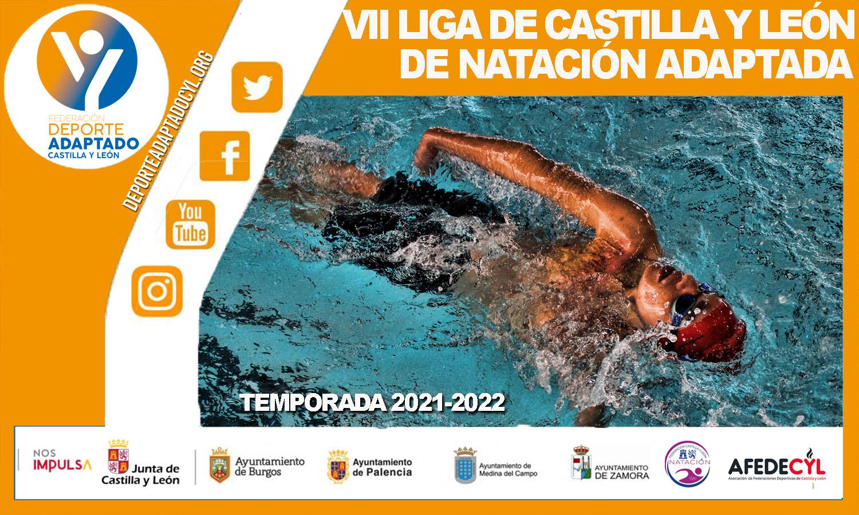1ª jornada VII Liga Regional de Natación Adaptada