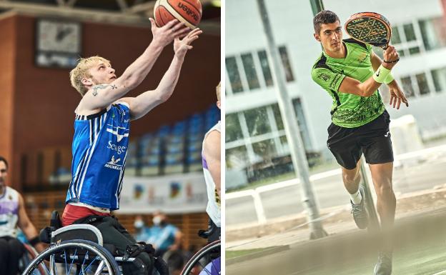 Los Juegos Polideportivos  encumbran al Servigest Burgos y al Adas Salamanca